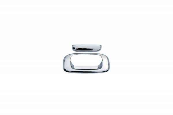 Auto Ventshade (AVS) - Auto Ventshade (AVS) CHROME TAILGATE HANDLE COVERS 686565