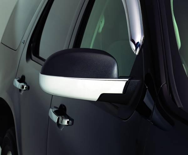 Auto Ventshade (AVS) - Auto Ventshade (AVS) CHROME MIRROR COVERS 687665