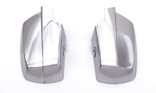 Auto Ventshade (AVS) - Auto Ventshade (AVS) CHROME MIRROR COVERS 687683