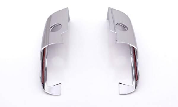 Auto Ventshade (AVS) - Auto Ventshade (AVS) CHROME MIRROR COVERS 687685