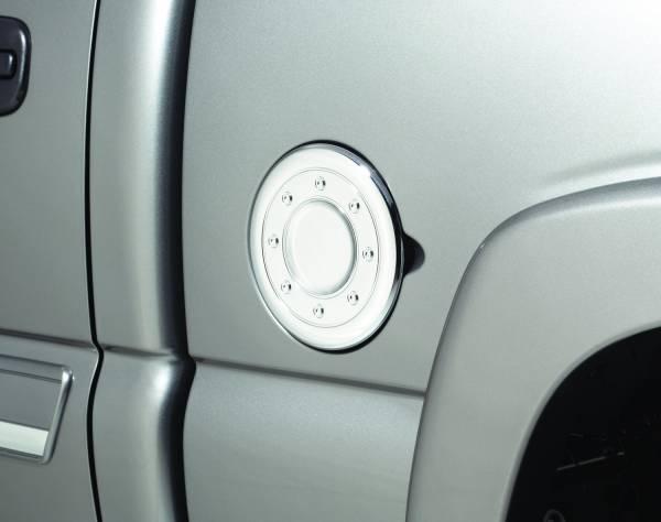 Auto Ventshade (AVS) - Auto Ventshade (AVS) FUEL DOOR COVER 688773