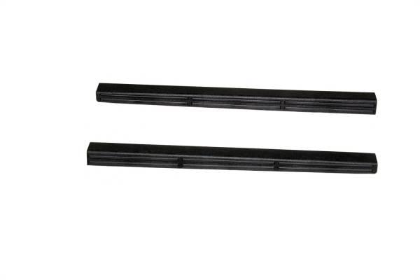 Auto Ventshade (AVS) - Auto Ventshade (AVS) STEPSHIELD - 2PC BLACK 88130
