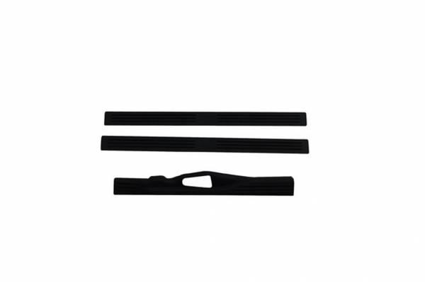 Auto Ventshade (AVS) - Auto Ventshade (AVS) STEPSHIELD - 3PC BLACK 90924