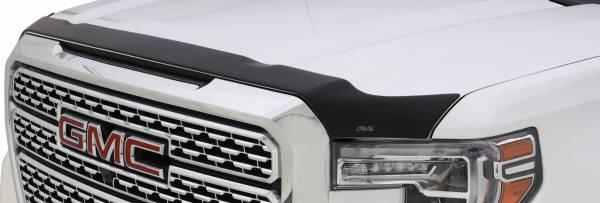Auto Ventshade (AVS) - Auto Ventshade (AVS) AEROSKIN MATTE BLACK HOOD PROTECTOR 377185