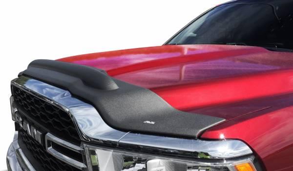 Auto Ventshade (AVS) - Auto Ventshade (AVS) AEROSKIN II TEXTURED BLACK HOOD PROTECTOR 436189