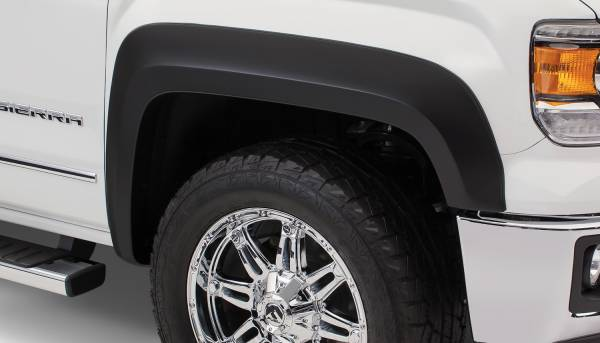 Bushwacker - Bushwacker FF Extend-A-Fender Style 4Pc 40975-02