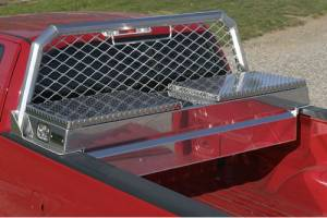 Pro-Tech - Pro-Tech Dodge Dakota, F-150 Flareside Dual Lid Cross Body - Gull Wing (Pro-Tech) 54-8252 - Image 2