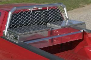 Pro-Tech - Pro-Tech Dodge Dakota, F-150 Flareside Dual Lid Cross Body - Gull Wing (Pro-Tech) 54-8254 - Image 2