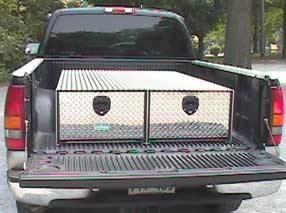 HMFINC - HMFINC 48 inch HD SERIES Truck Bed Box HD-48 - Image 2