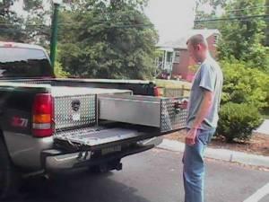 HMFINC - HMFINC 48 inch HD SERIES Truck Bed Box HD-48 - Image 3