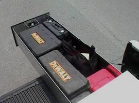 HMFINC - HMFINC 48 inch HD SERIES Truck Bed Box HD-48 - Image 5
