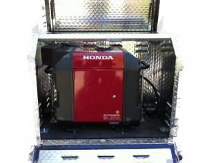 K&W - K&W Portable Generator Box (Large) KWGB262033 - Image 3