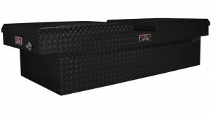 Brute - Brute Double Lid Full Size Pickups  w/ 6.5 & 8' Beds - Black RB124GW-B - Image 1