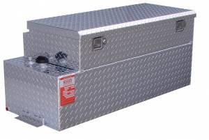 ATI - ATI 2010 and Older - Chevy/GMC 30 Gal Combo Tool Box Tank AUX42CBRIKC9 - Image 1