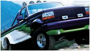 Bushwacker - Bushwacker FF Cutout Style 2Pc Rear 20022-11 - Image 2