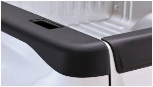 Bushwacker - Bushwacker Bed Rail Caps - Smoothback 48520 - Image 1