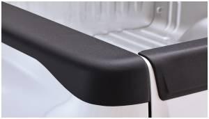 Bushwacker - Bushwacker Bed Rail Caps - Smoothback 48525 - Image 1