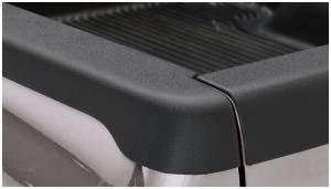 Bushwacker - Bushwacker Bed Rail Caps - Smoothback 58507 - Image 1