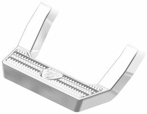 Carr - Carr LD Step Polish. Corroision resistant die cast Aluminum 114032-1 - Image 1