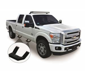 Carr - Carr LD Step Black. Corroision resistant die cast Aluminum 114871 - Image 2