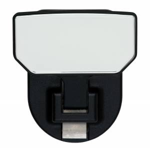 Carr - Carr HD Universal Hitch Step, Blank, single, fits 2 inch Reciever 183012 - Image 1