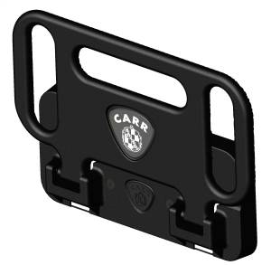 Carr - Carr Mega Hitch Step Fits 2 and 2.5 in. Reciever, Black, Foldable 194011 - Image 3