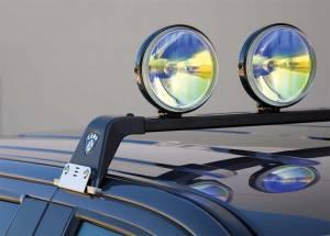 Carr - Carr M-Profile Light Black. Corroision resistant die cast Aluminum 210701 - Image 2