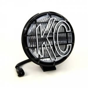 "KC HiLiTES - KC HiLiTES 6"" Apollo Pro Replacement for Jeep Wrangler TJ (1997-2004) - Black (Fog Beam) 1134 - Image 2"