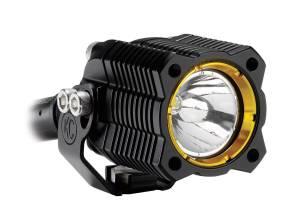 KC HiLiTES - KC HiLiTES KC FLEX Single LED Light (ea) - Spread Beam - KC #1269 1269 - Image 1