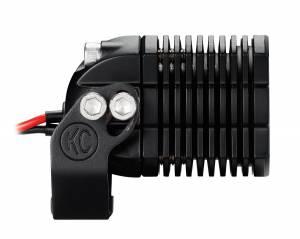KC HiLiTES - KC HiLiTES KC FLEX Single LED Light (ea) - Spread Beam - KC #1269 1269 - Image 2