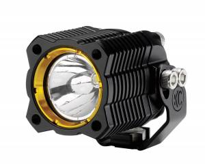 KC HiLiTES - KC HiLiTES KC FLEX Single LED Light (ea) - Spread Beam - KC #1269 1269 - Image 7