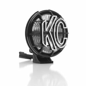 "KC HiLiTES - KC HiLiTES 5"" Apollo Pro Halogen - Black - KC #1452 (Fog Beam) 1452 - Image 2"