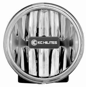 KC HiLiTES - KC HiLiTES Gravity LED G4 Clear Universal LED Fog Single - #1493 1493 - Image 7
