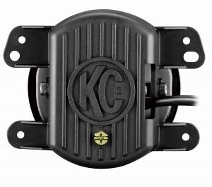 KC HiLiTES - KC HiLiTES Gravity LED G4 07-09 Jeep JK Clear LED Fog Single - #1494 1494 - Image 3
