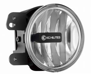 KC HiLiTES - KC HiLiTES Gravity LED G4 07-09 Jeep JK Clear LED Fog Single - #1494 1494 - Image 7