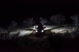 "KC HiLiTES - KC HiLiTES 2"" C-Series C2 LED Backup Area Flood Light - #1519 1519 - Image 3"