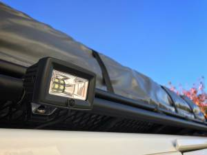 "KC HiLiTES - KC HiLiTES 2"" C-Series C2 LED Backup Area Flood Light - #1519 1519 - Image 11"