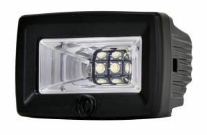 "KC HiLiTES - KC HiLiTES 2"" C-Series C2 LED Backup Area Flood Light - #1519 1519 - Image 21"