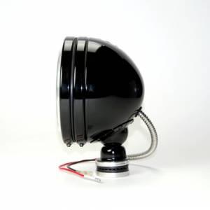 """KC HiLiTES - KC HiLiTES 6"""" Daylighter Halogen Pair Pack System - Black - KC #238 (Spot Beam) 238 - Image 1"""