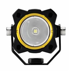 KC HiLiTES - KC HiLiTES KC FLEX Single LED System (pr) - Spread Beam - KC #269 269 - Image 2