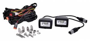"KC HiLiTES - KC HiLiTES 2"" C-Series C2 LED Area Flood Light System - #328 328 - Image 5"