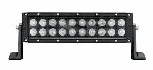 "KC HiLiTES - KC HiLiTES 10"" C Series C10 LED Light Bar Combo Beam - KC #334 (Spot/Spread Beam) 334 - Image 1"