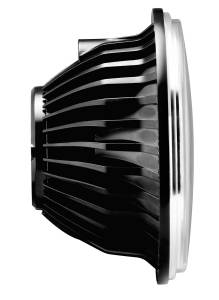 "KC HiLiTES - KC HiLiTES 6"" Gravity LED Insert Pair Pack System - KC #42054 (Driving Beam) 42054 - Image 1"