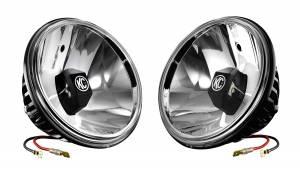 "KC HiLiTES - KC HiLiTES 6"" Gravity LED Insert Pair Pack System - KC #42054 (Driving Beam) 42054 - Image 2"