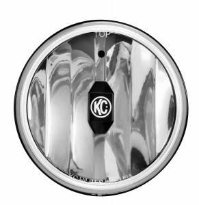 "KC HiLiTES - KC HiLiTES 6"" Gravity LED Insert Pair Pack System - KC #42054 (Driving Beam) 42054 - Image 4"