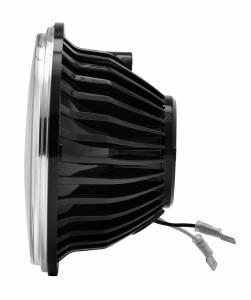 "KC HiLiTES - KC HiLiTES 6"" Gravity LED Insert - KC #42055 (Wide-40 Beam) 42055 - Image 4"
