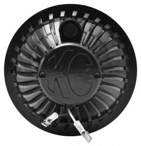"KC HiLiTES - KC HiLiTES 6"" Gravity LED Insert Pair Pack System - KC #42056 (Wide-40 Beam) 42056 - Image 2"