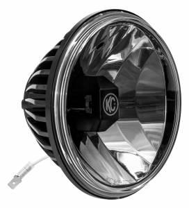 "KC HiLiTES - KC HiLiTES 6"" Gravity LED Insert Pair Pack System - KC #42056 (Wide-40 Beam) 42056 - Image 4"