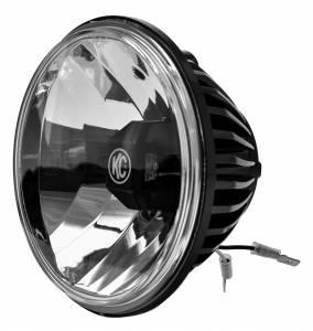 "KC HiLiTES - KC HiLiTES 6"" Gravity LED Insert Pair Pack System - KC #42056 (Wide-40 Beam) 42056 - Image 5"