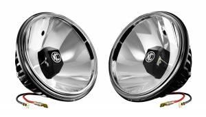 "KC HiLiTES - KC HiLiTES 6"" Gravity LED Insert Pair Pack System - KC #42134 (Spot Beam) 42134 - Image 2"